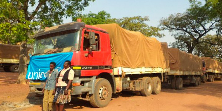 Certification in Humanitarian Logistics (English & French) - Logistics Leaning Alliance