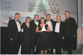 Awardee - Supply Chain Excellence - Logistic Learning Alliance