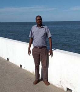 A picture of Oxfam Godfrey Gwande